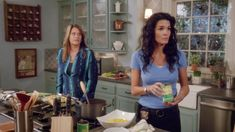 The Little White House On The Seaside: Rizzoli, Isles & the kitchen