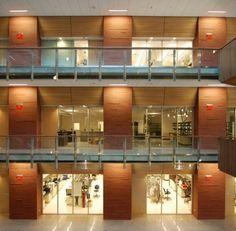 KGM Architectural Lighting - Ehrlich Architects - Arizona State University ISTB 4