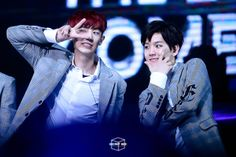 chanyeol and baekhyun~