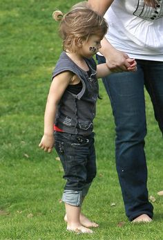Kingston Rossdale he's so cute!