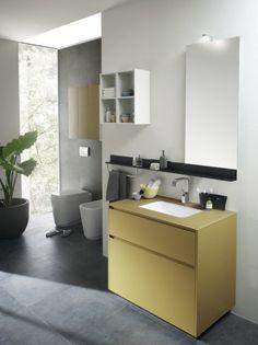 Mobili Bagno Blu Scavolini.28 Fantastiche Immagini Su Idro Scavolini Bathrooms Scavolini
