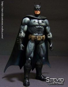 Batman (DC Universe) Custom Action Figure