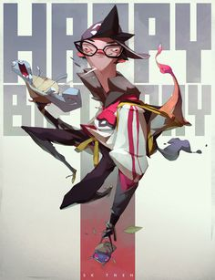 pokemon Go!, Tan Zhi Hui on ArtStation at https://www.artstation.com/artwork/b8Dlr