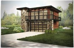 House Plans - Between 1 - 1000 Square Feet