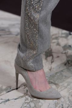 Yiqing Yin at Couture Spring 2015 - StyleBistro