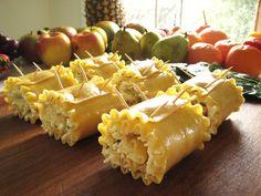 Personal Lasagna Rolls   12 Big Recipes That Will Go A Long Way