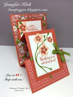 Fancy Fold Cards, Folded Cards, Sunflower Cards, Step Cards, Shaped Cards, Easel Cards, Stamping Up Cards, Pop Up Cards, Card Sketches