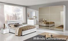 Camera da letto Buonanotte - Armadio 6 ante - Moderno - Mondo ...