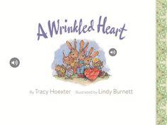 A Wrinkled Heart by Tracy Hoexter & Lindy Burnett
