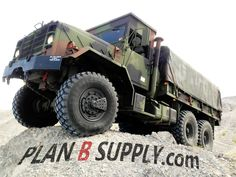used Surplus army 6x6 trucks and vehicles for sale for bugout offroad motorhome, bobbed deuce and half trucks, prepper truck crewcab 5 ton military truck
