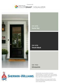 May 2020 - Trendy exterior paint colora for house green olive white trim Ideas House Exterior Color Schemes, Exterior Paint Colors For House, Paint Colors For Home, Exterior Colors, Green House Paint, Outdoor Paint Colors, Exterior Paint Color Combinations, Paint Colours, Stain Colors