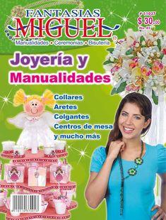 Fantasias Miguel Revista 85 Joyeria y Manualidades  Joyeria y Manualidades