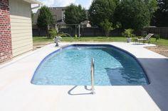 Fiberglass Swimming Pool Fiberglass Pools Fiberglass
