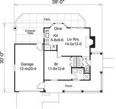 planos de casas de 9 x 14
