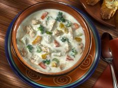 Chaudrée de saumon et de légumes | Clover Leaf