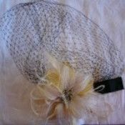 How to DIY your own birdcage veil