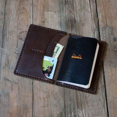 Passport Wallet. I want this! I saw it in person and it is beautiful!