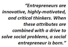 great quote from Muhammad Yunus
