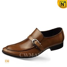 CWMALLS Mens Leather Monk Strap Loafer Shoes CW716235 Smooth leather buckle dress loafers featuring single strap and genuine Leather Upper and Lining, this quality slip on dress loafers perfect for work, dress and formal occasions. www.cwmalls.com PayPal Available (Price: $195.89) Email:sales@cwmalls.com