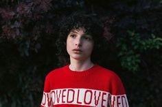 Finn Wolfhard for Boys by Girls magazine