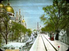 1900........PAVILLON ITALIEN............EXPOSITION UNIVERSELLE..............PAR JOSEPH HAWKES............SOURCE LABOITEVERTE.TUMBLR.COM.....