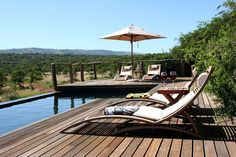 Save big with this special offer at Pumba Private Game Reserve in the Eastern Cape. Includes: accommodation, all meals, select drinks, and game drives. Game Reserve South Africa, Private Games, Dream Pools, Luxury Accommodation, Lodges, The Good Place, Safari, Outdoor Living, Patio