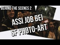 ASSI JOB 30.08.2014 BEI SF PHOTO-ART - Behind the Scenes 2 - YouTube