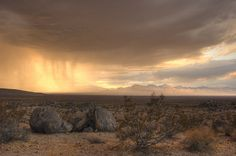 Storm Cell at Sunset by sandy.redding, via Flickr