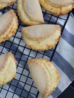 Sweet Cheese Cookies