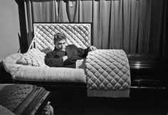 James Dean In The Most Eerie Set Of Photos He Ever Took
