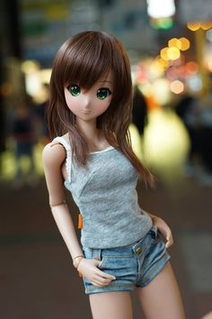 Smart Doll Ebony by 小樽