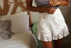 Lightweight lace shorts with ruffle hem detail, fall in love with our Solis Lace Boho Short.  Visit www.featherfox.com.au and www.featherfox.co.nz  #bohoclothing #australianfashion #bohemian #bohochic Boho Shorts, Lace Shorts, Boho Chic, Bohemian, Boho Accessories, Australian Fashion, Boho Outfits, Boho Dress, Beachwear