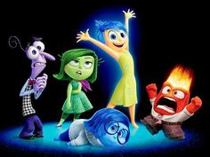 What Inside Out Emotion Controls You?