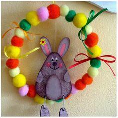 Tvoření od IVETULE: na JARO Easter Bunny, Crafts For Kids, Basket, Christmas Ornaments, Holiday Decor, Blog, Crafts For Toddlers, Xmas Ornaments, Kids Arts And Crafts