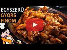 Narancsos csirke recept elkészítése videóval. A Narancsos csirke elkészítését, részletes menetét leírás is segíti. Elkészítési ideje: 1 óra