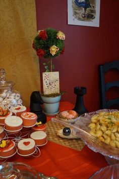 Alice in Wonderland Tea Party Party Ideas | Photo 23 of 68