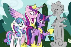 The Forgotten by EMositeCC on DeviantArt My Little Pony Comic, My Little Pony Drawing, My Little Pony Pictures, Mlp Twilight, Princess Twilight Sparkle, My Little Pony Princess, Princess Cadence, Tiny Horses, Imagenes My Little Pony