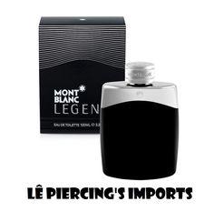 Perfume Montblanc Legend Masculino 100ml EDT Eau de Toilette Montblanc