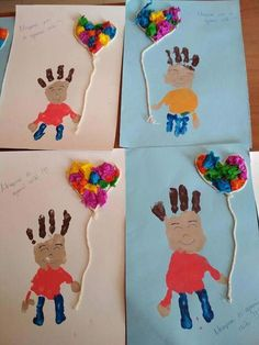 Father's Day Crafts for Kids Kids Crafts, Daycare Crafts, Preschool Crafts, Diy And Crafts, Arts And Crafts, Diy Father's Day Gifts, Father's Day Diy, Spring Crafts, Holiday Crafts