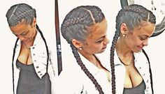 + ideas about African American Braids on Pinterest   African American ...