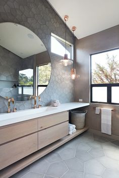 5857f00d85 Photo 7 of 9 in Thoughtful Design Details Warm Up a Modern Family…