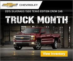 2015 #Chevy Truck Month #ClassicChevrolet #Dealership #Cars #RealEstate #DFW #Grapevine #Colleyville #TX