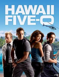 Hawaii Five-O - as a fan of the original series, I can't believe how much I love this reboot.
