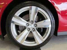 2012-13 ZL1 Optional Polished wheels  RPO Code ( RTQ )