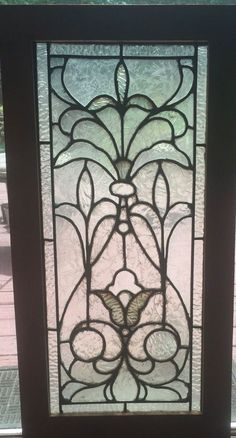 how to design stained glass jennie french