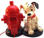 Vintage Novelty 101 Dalmatians Telephone Retro Home Phone 1980s Cartoon
