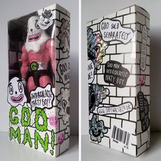 Goo Man by Coby Walsh