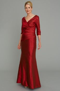 Montclair Gown 9155 by Siri. Page Six...it's haute.