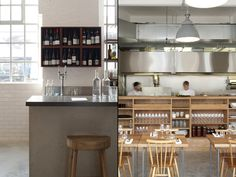 Lyle's restaurant by B3 Designers, London – UK » Retail Design Blog