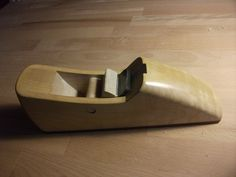 David Barron Furniture: More Home Made Planes!
